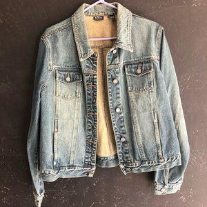 Vintage Jean Jacket XL